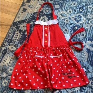 Disney Minnie Mouse Apron
